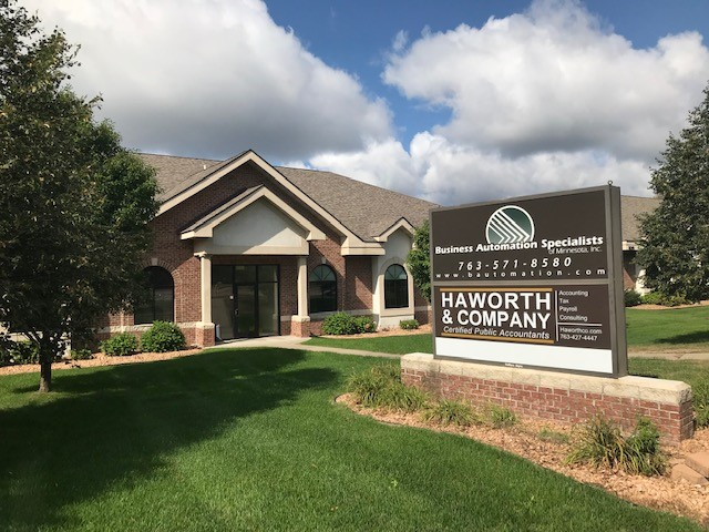 CPA in Coon Rapids, MN